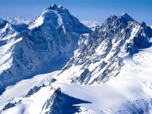 Free Mountain And Winter Wallpapers Hd: Winter Mountain Screensavers And Wallpaper