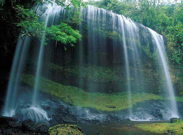 Waterfall is one of the most beautiful creations of a nature Oh how 640x473