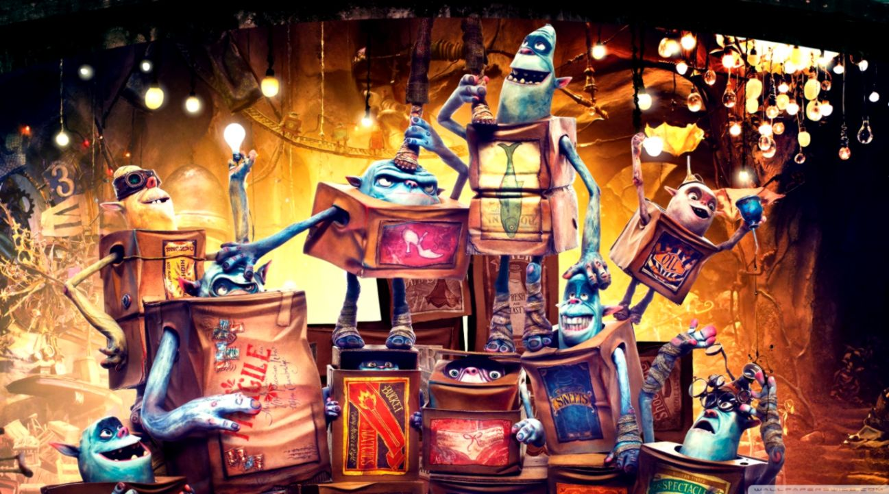 The Boxtrolls Hd 2014 Wallpapers Background Wallpapers 1297x721