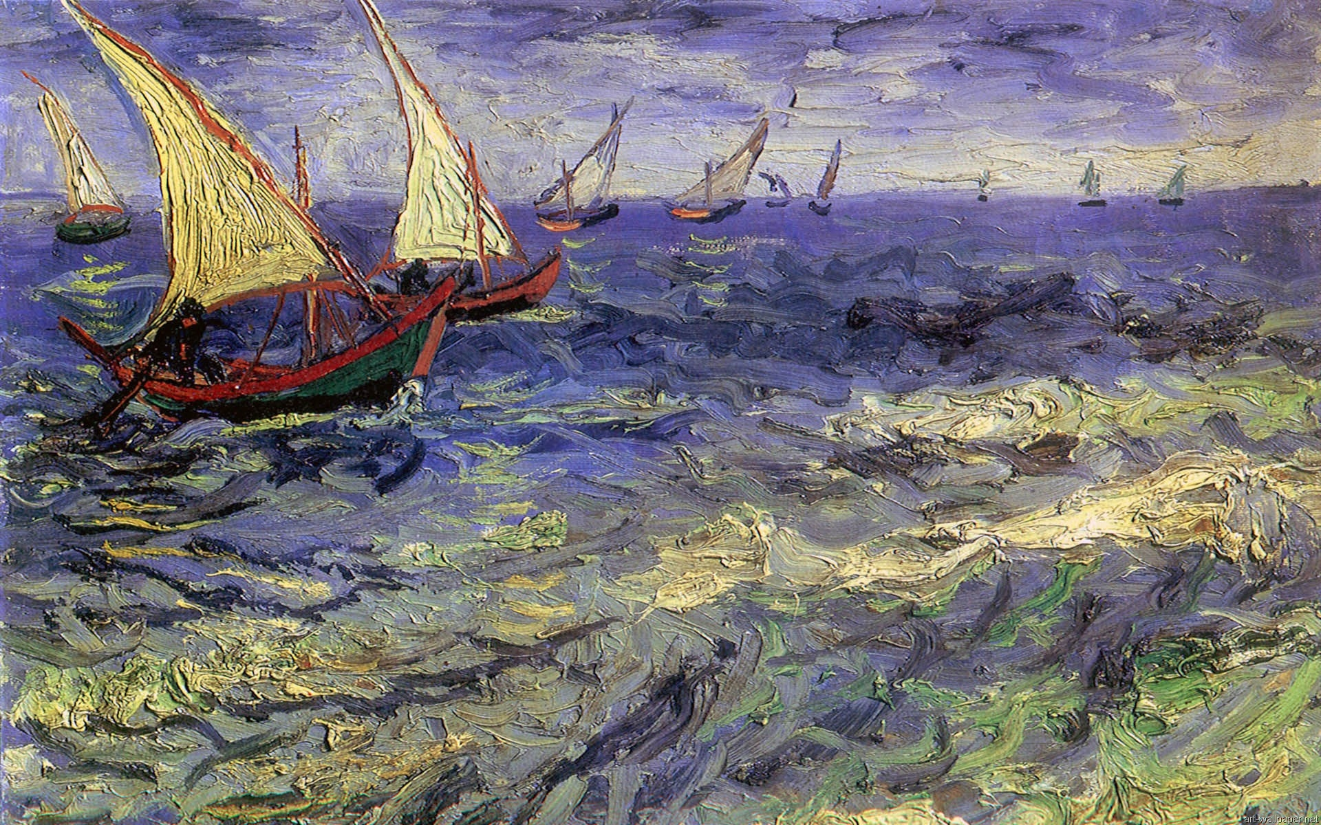 Vincent van Gogh Wallpapers 81 1920x1200
