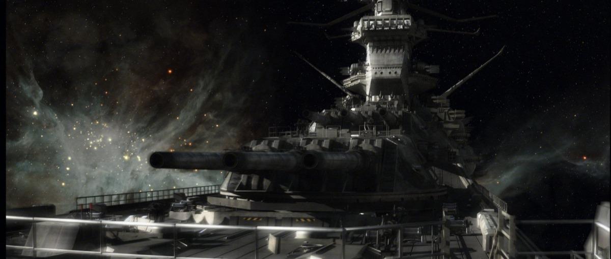 space battleship yamato wallpaper