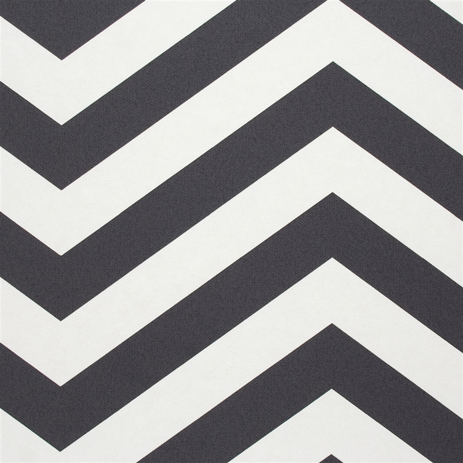 Black and white classic geometric chevron stripe home wallpaper R2552 900x900
