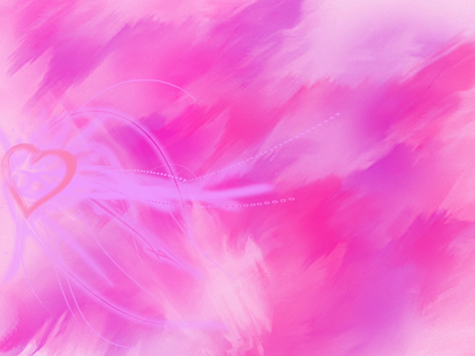 Розовые фоны в картинками