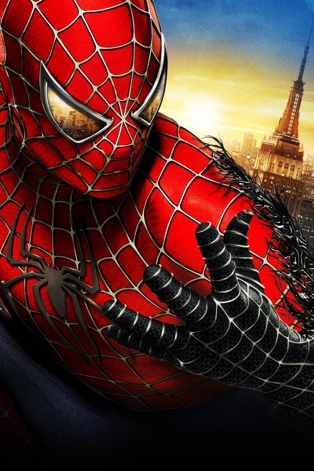 640x960px Spiderman Hd Wallpapers Free Download Wallpapersafari