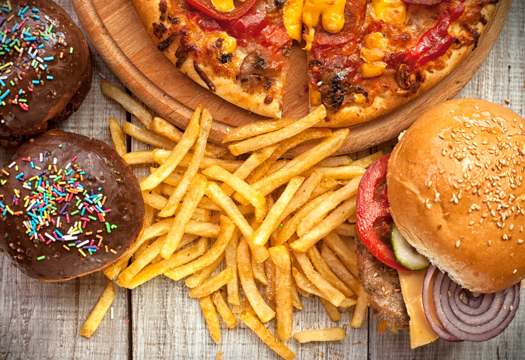 Junk Food Images Group with 63 items 1800x1236