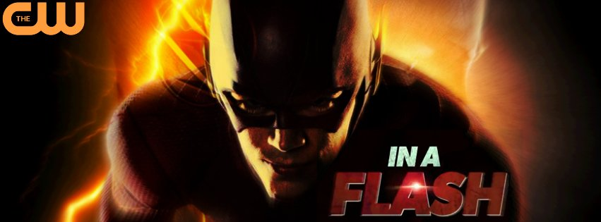 CWs The Flash Promo Fan Made by TheDarkRinnegan 851x315