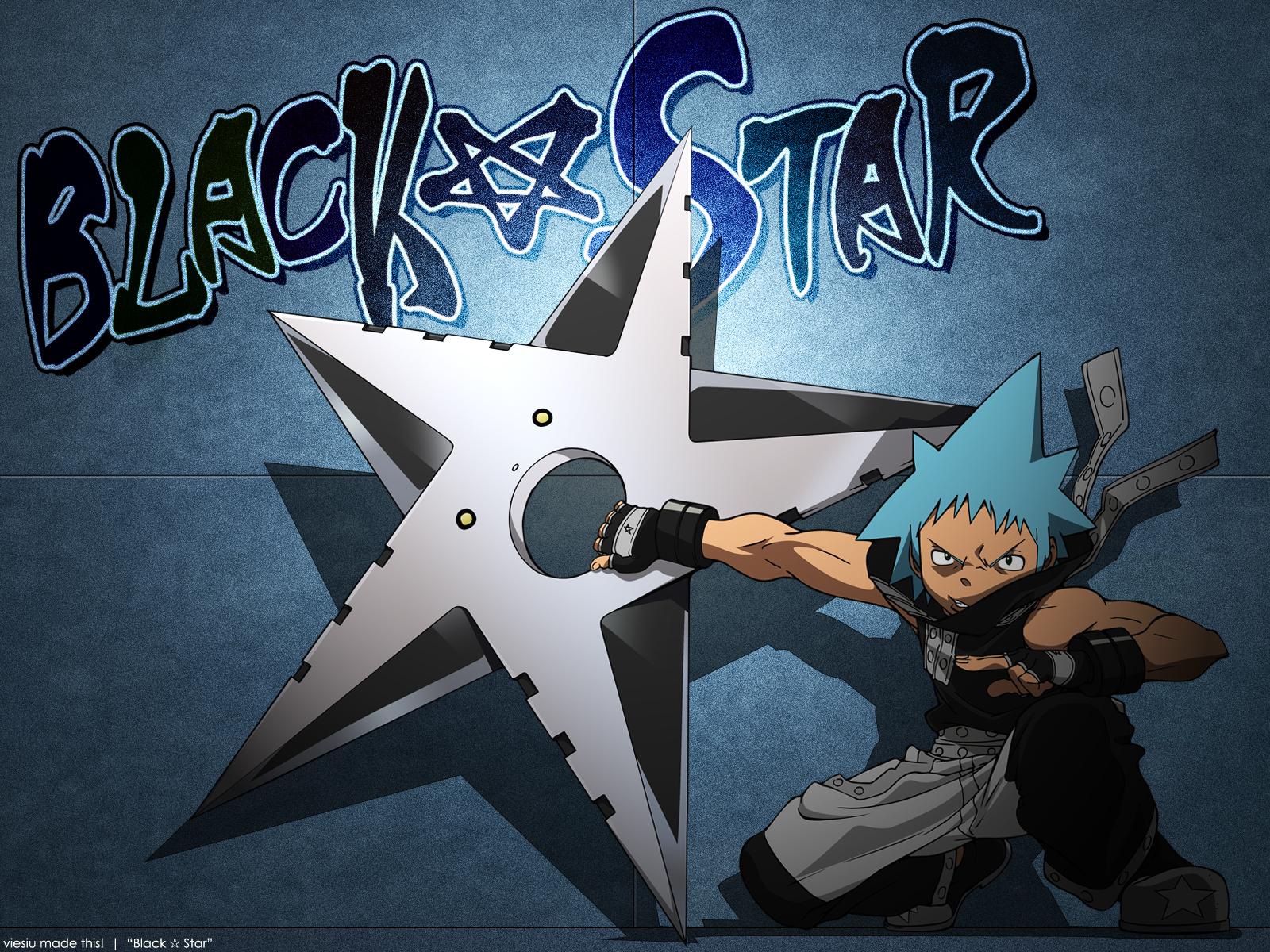 48 Black Star Soul Eater Wallpaper On Wallpapersafari