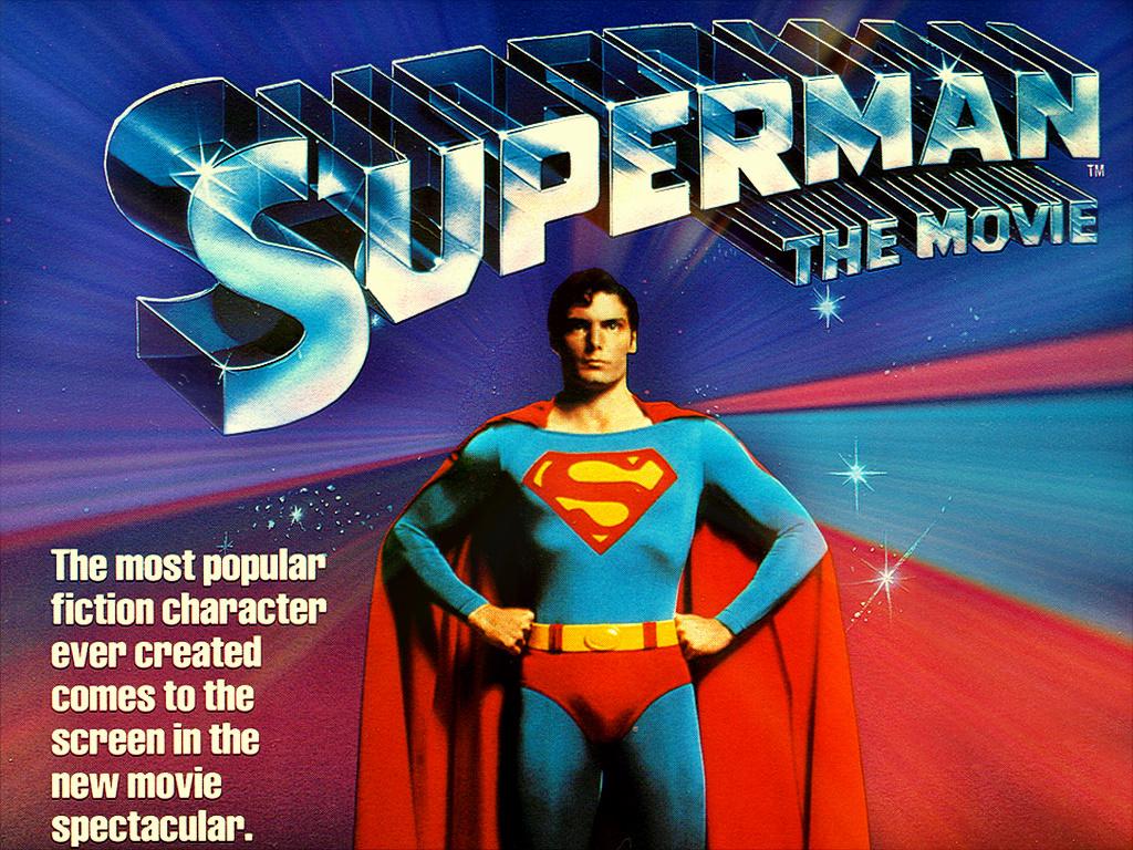 1024x768 Superman The Movie desktop PC and Mac wallpaper 1024x768