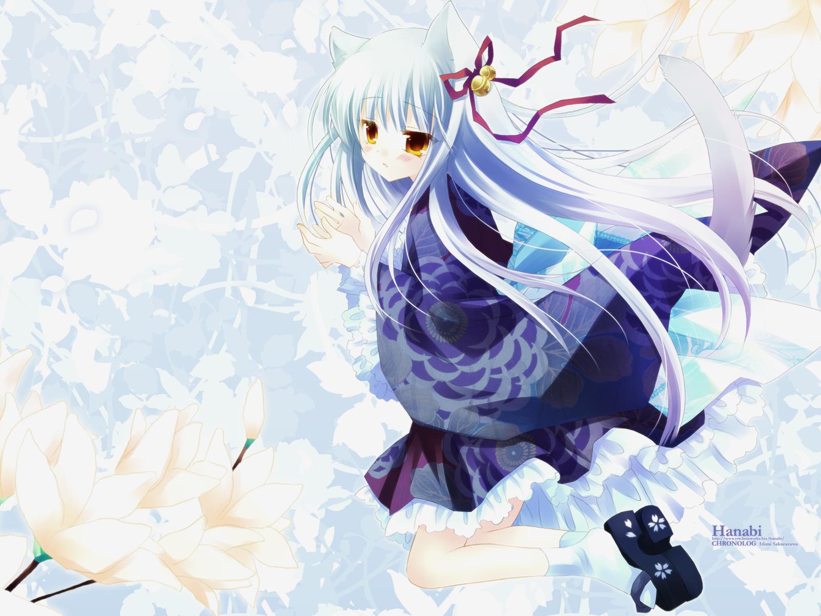 Neko girl wallpaper   ForWallpapercom 1600x1200