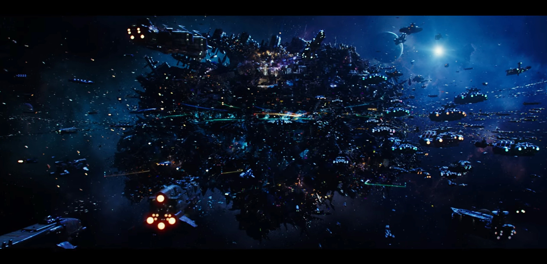 Valerian and the City of a Thousand Planets Wallpaper 16   1886 X 1886x911