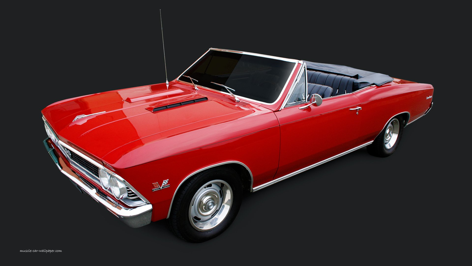 66 Chevelle Ss 396 Yellow Chevelle wallpaper high red 1920x1080