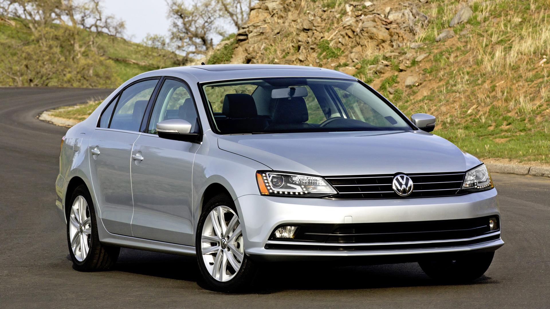 VW Jetta 2015 HD Wallpapers 1920x1080