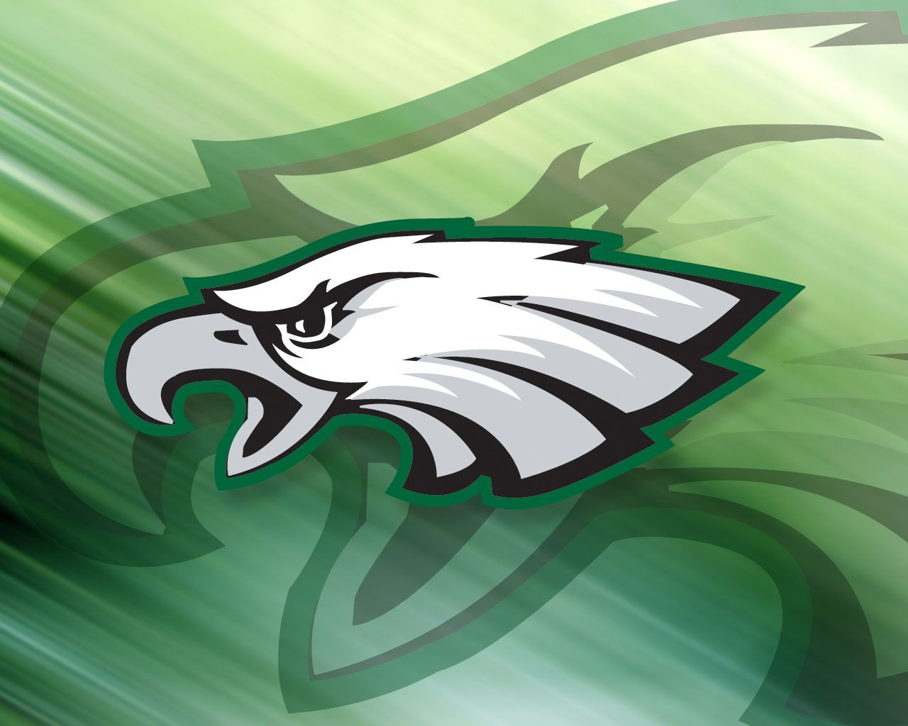 philadelphia eagles team logo wallpaper 1280x1024 photo 1280x1024
