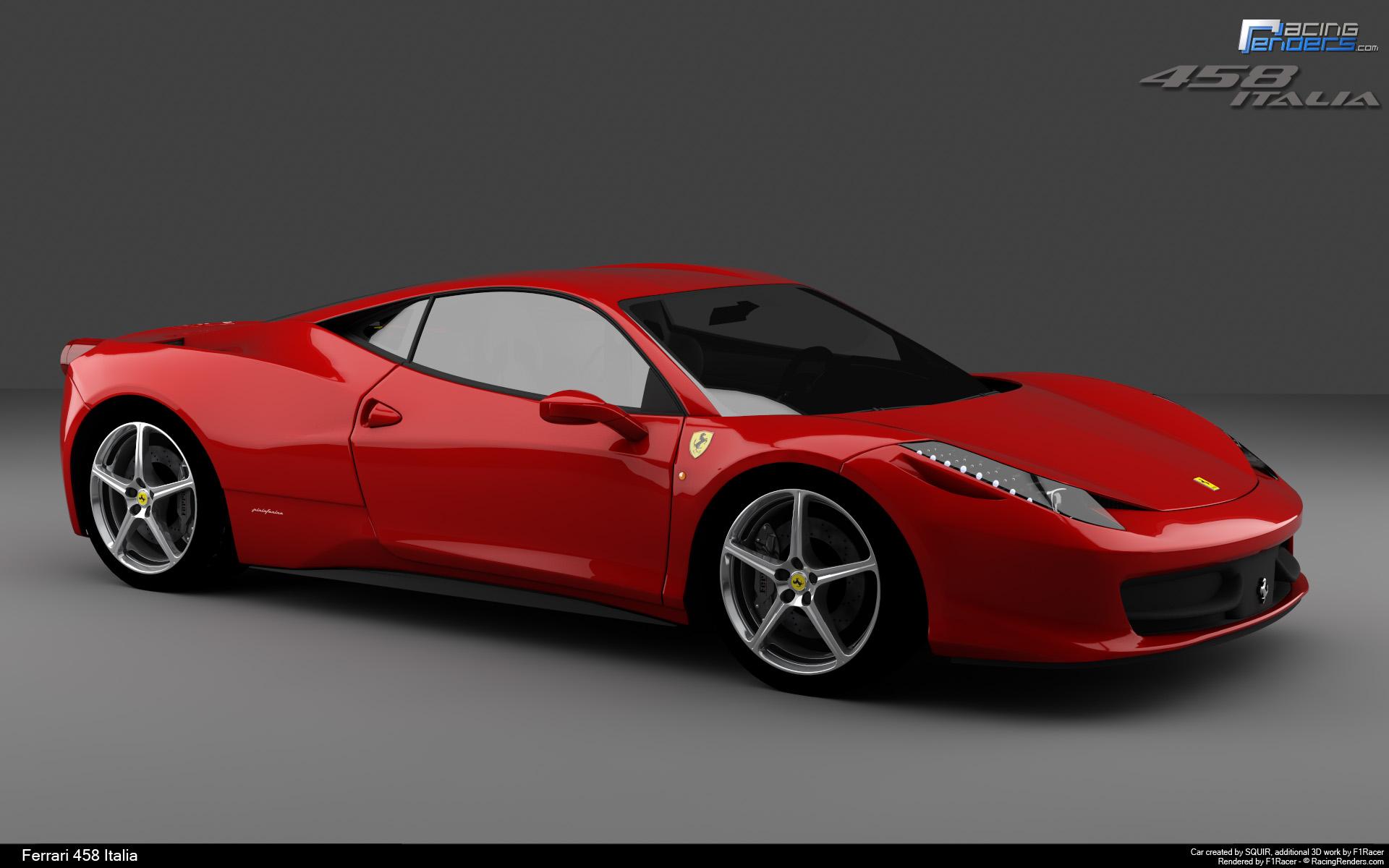 Ferrari 458 Italia hd Wallpapers 1080p Ferrari 458 Italia Wallpaper 1920x1200