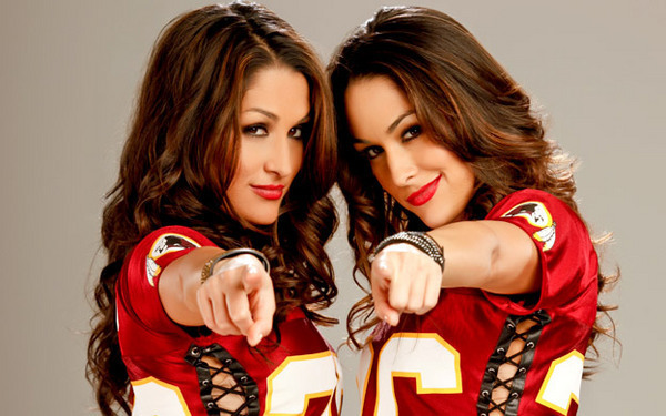 Free Download Wwe The Bella Twins Images The Bella Twins