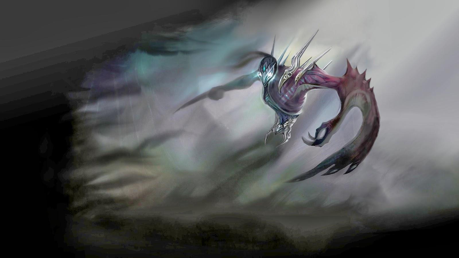 League of Legends Nocturne Wallpaper - WallpaperSafari