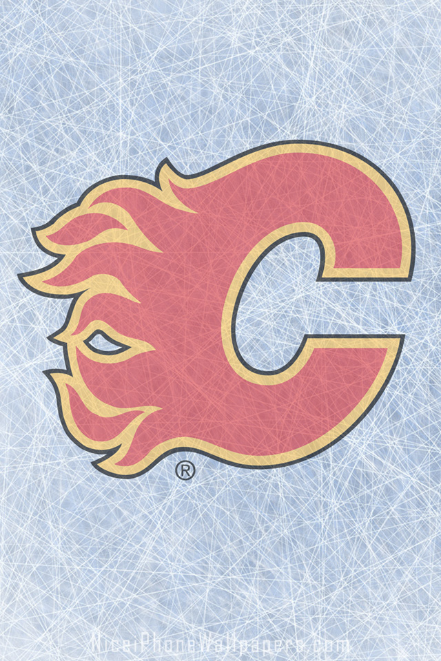 Related calgary flames iPhone wallpapers themes and backgrounds 640x960