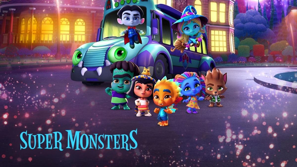 Super Monsters Apple TV 1200x675