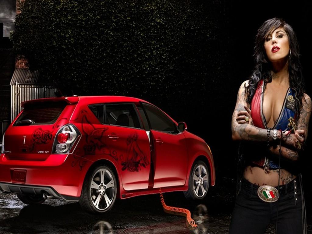 Car Girl Wallpapers