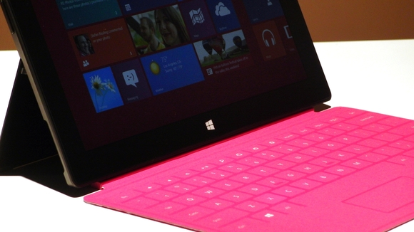 Microsoft Surface tablet (Pictures) | Amnay Technology