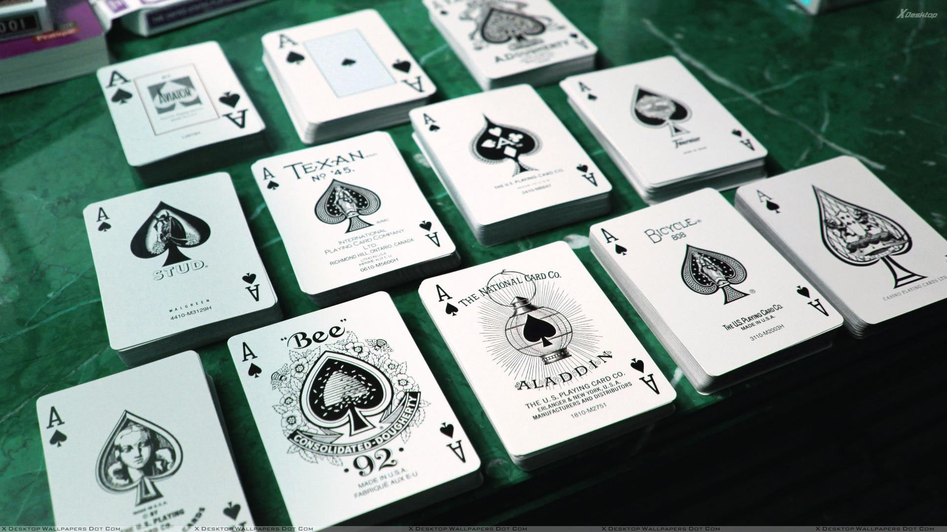Playing Cards Wallpapers Photos amp Images in HD 1920x1080