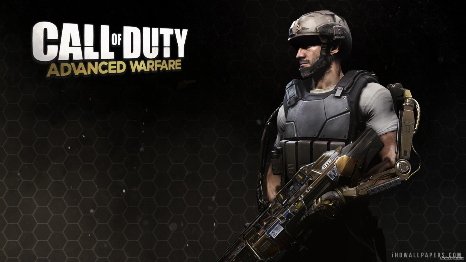 Call Of Duty Advanced Warfare Wallpapers: Advanced Warfare Wallpaper HD