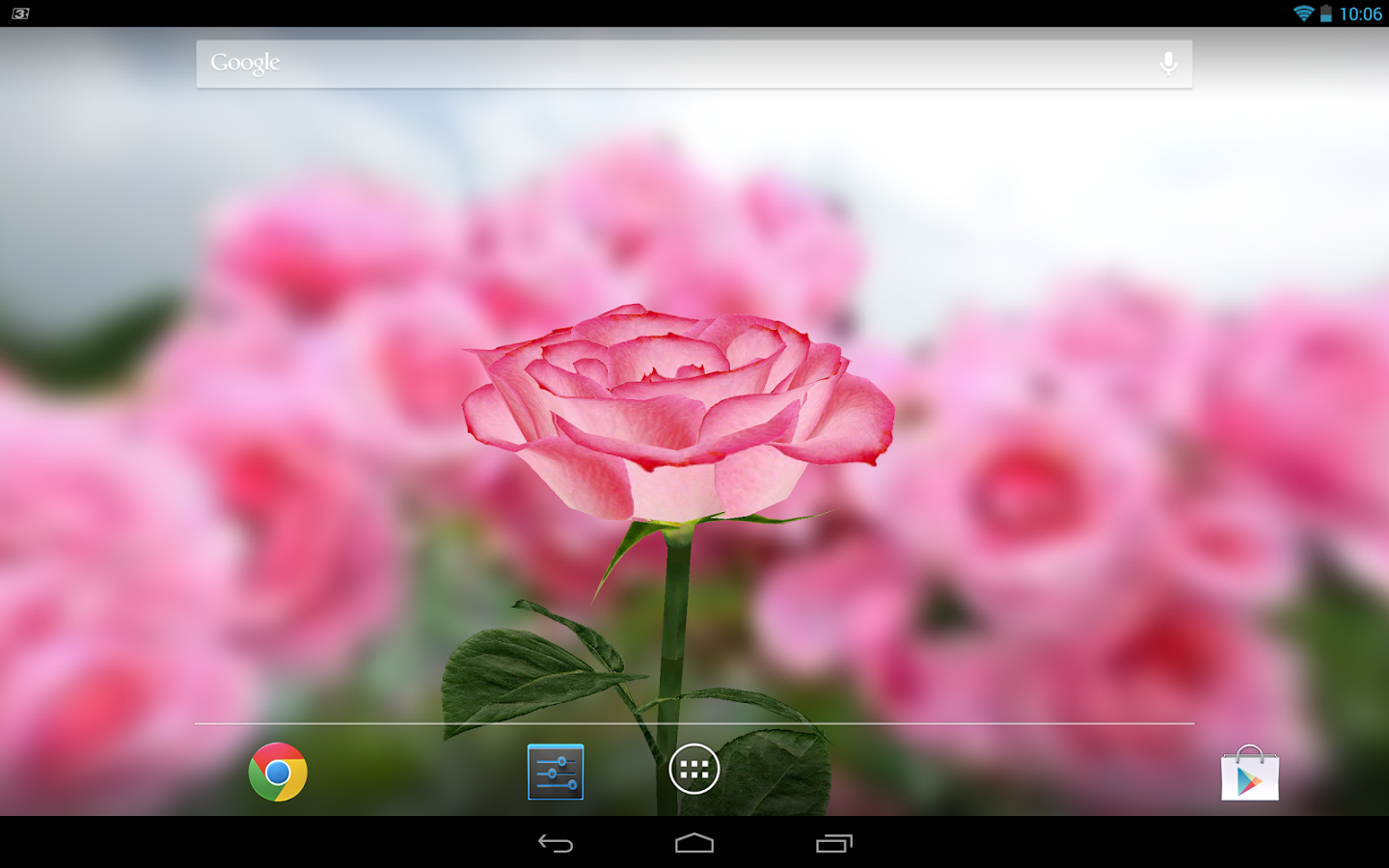 3D Rose Live Wallpaper   Android Apps on Google Play 1440x900