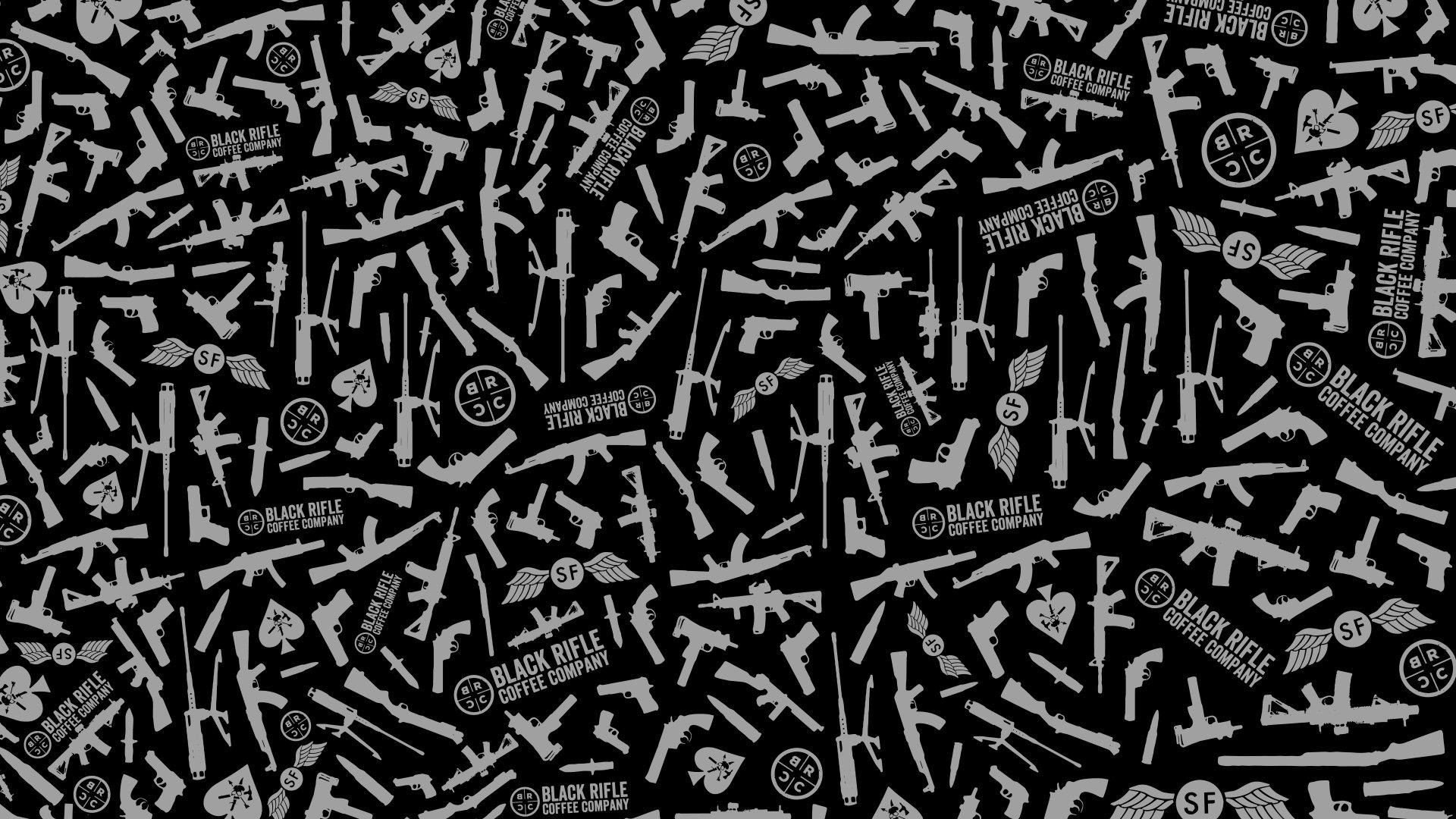 Phone Wallpapers Black Rifle Coffee Company 1920x1080
