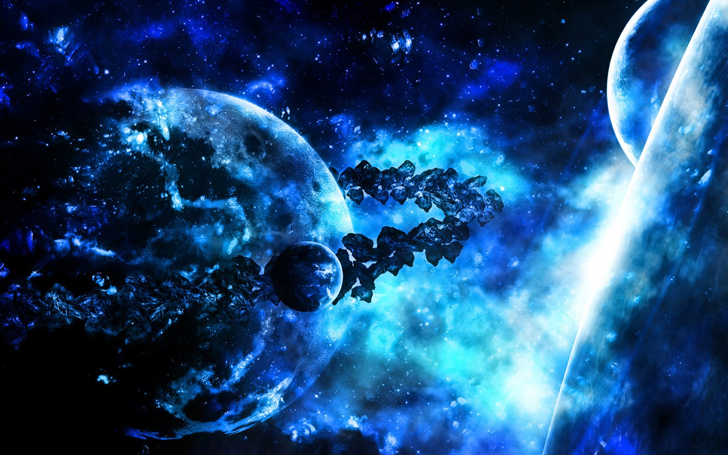 Galaxy Space Live Wallpapers Hd By Narendra Doriya: Space Live Wallpapers For Desktop