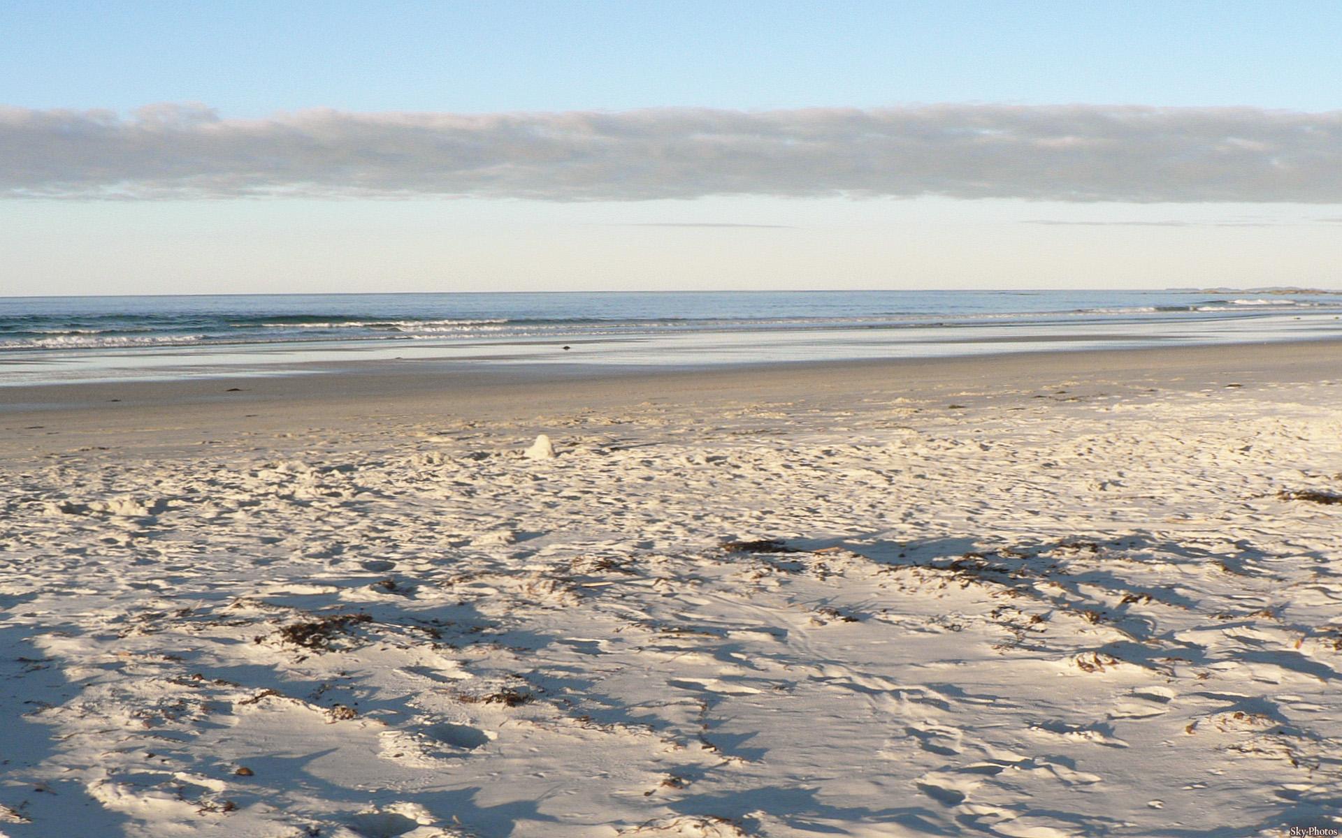 Sandy Beach Wallpaper: Sandy Beach Wallpaper
