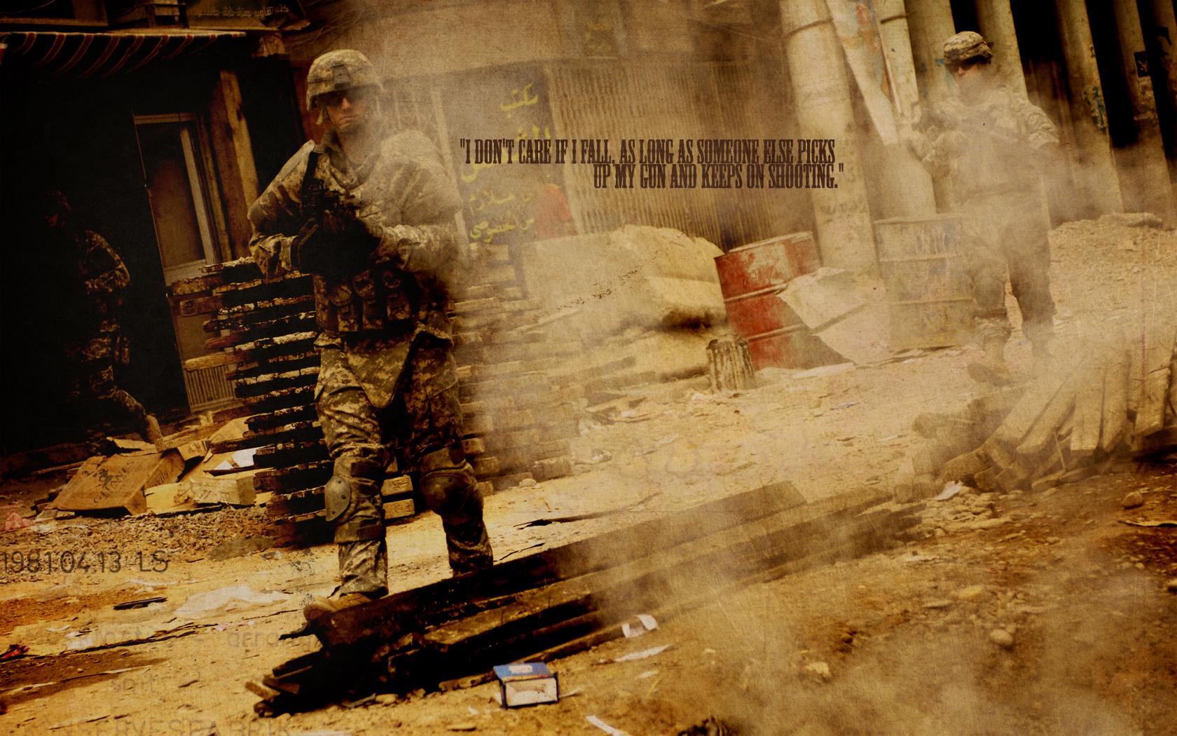 badass Military wallpaper background 1680x1050