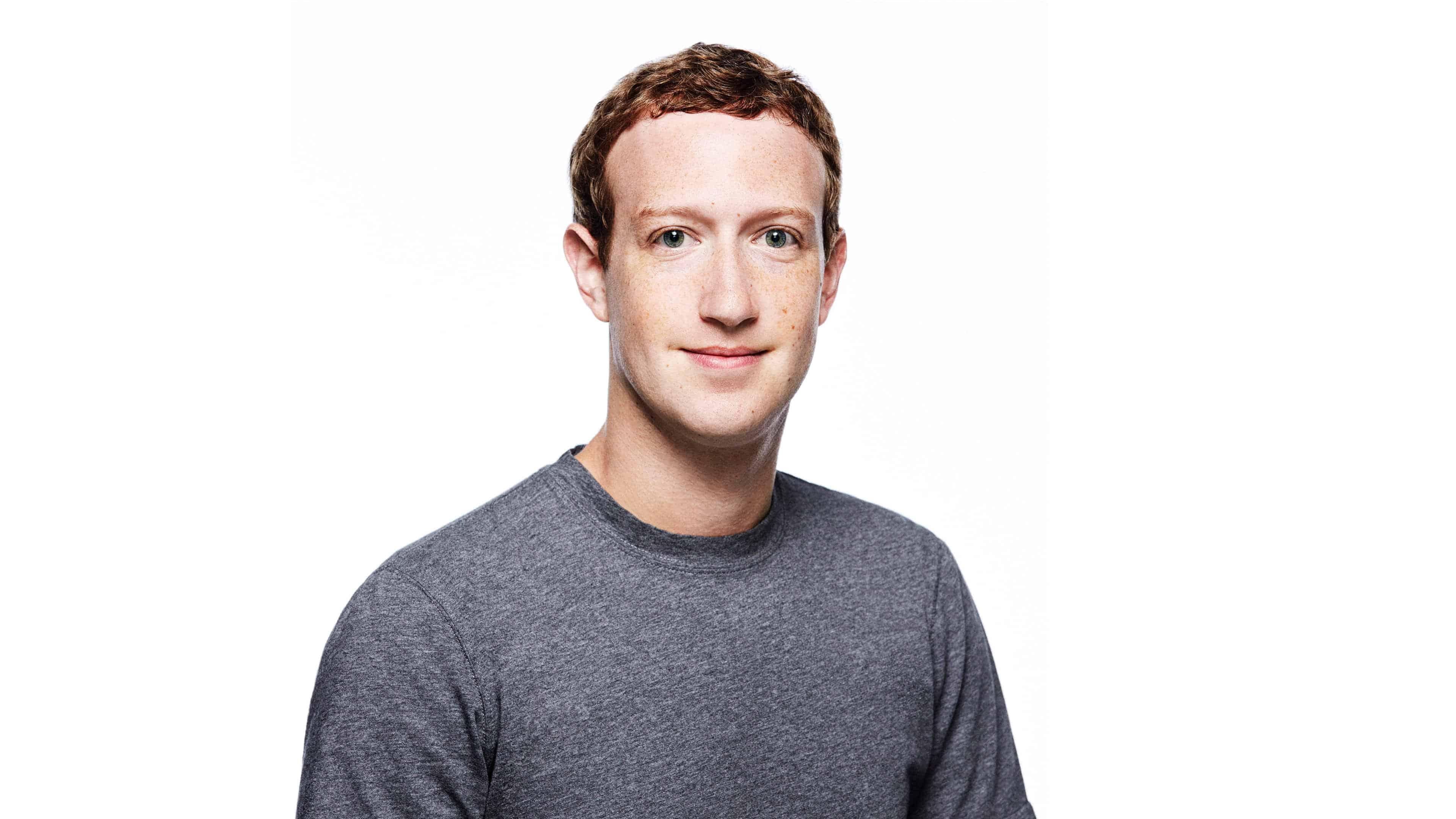 Mark Zuckerberg Facebook UHD 4K Wallpaper Pixelz 3840x2160