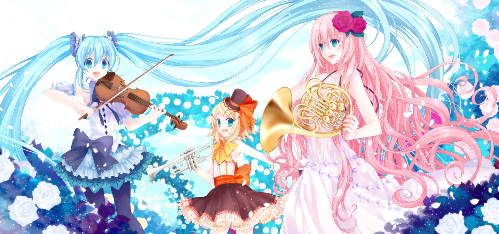 kawaii anime wallpaper wallpapersafari
