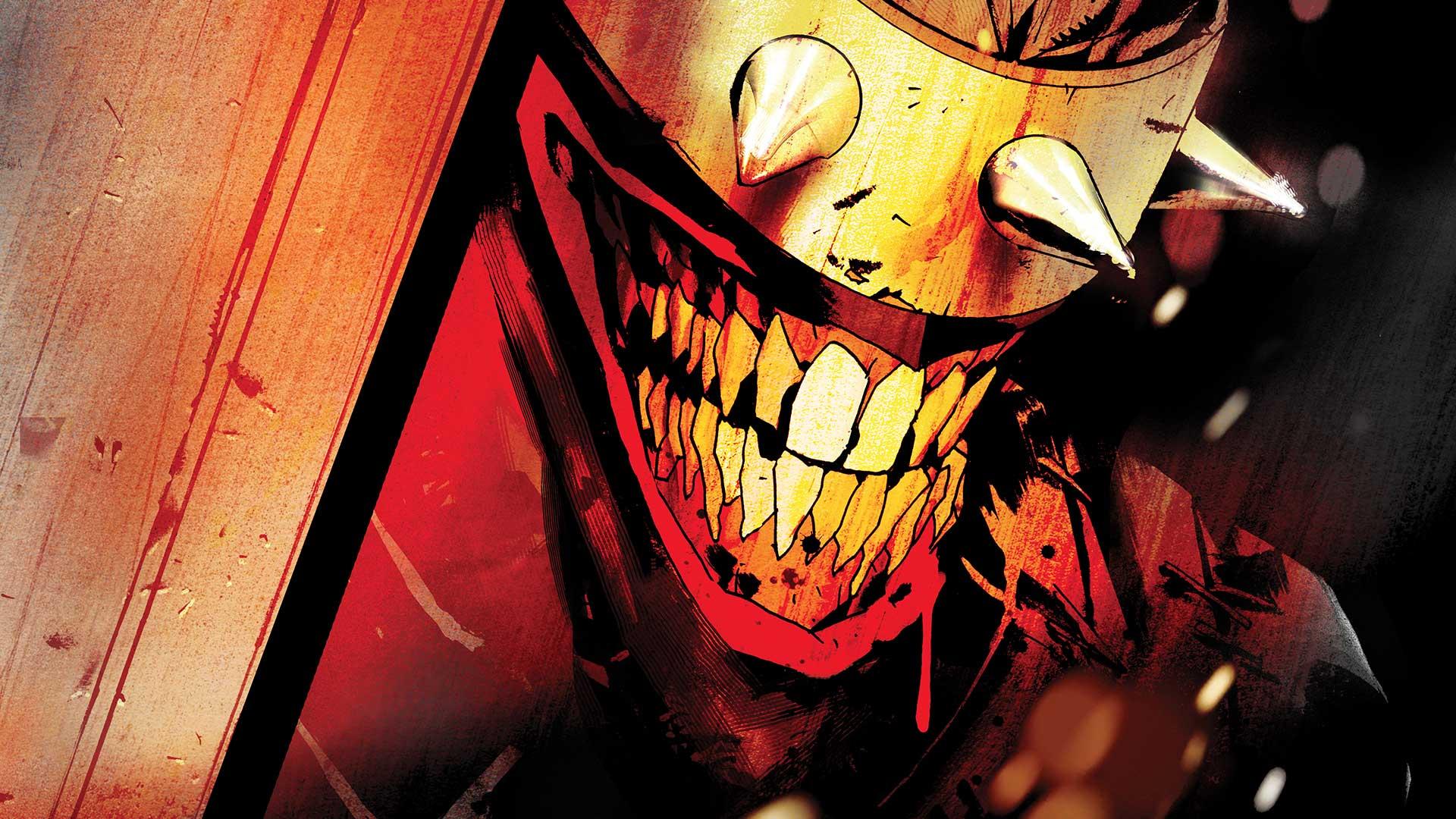 [14+] Batman: The Man Who Laughs Wallpapers on WallpaperSafari