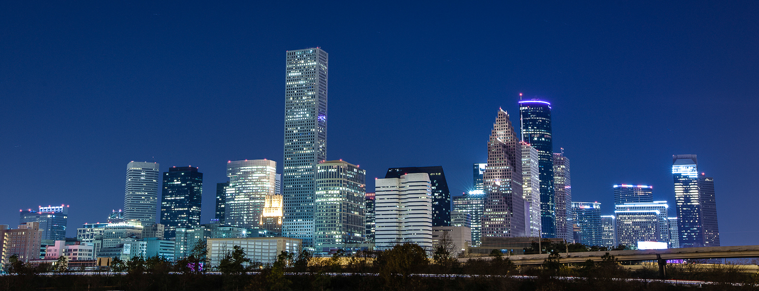 Houston Texas Skyline 1561x600