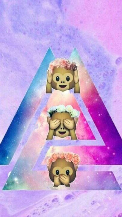 emoji backgrounds Tumblr 411x729