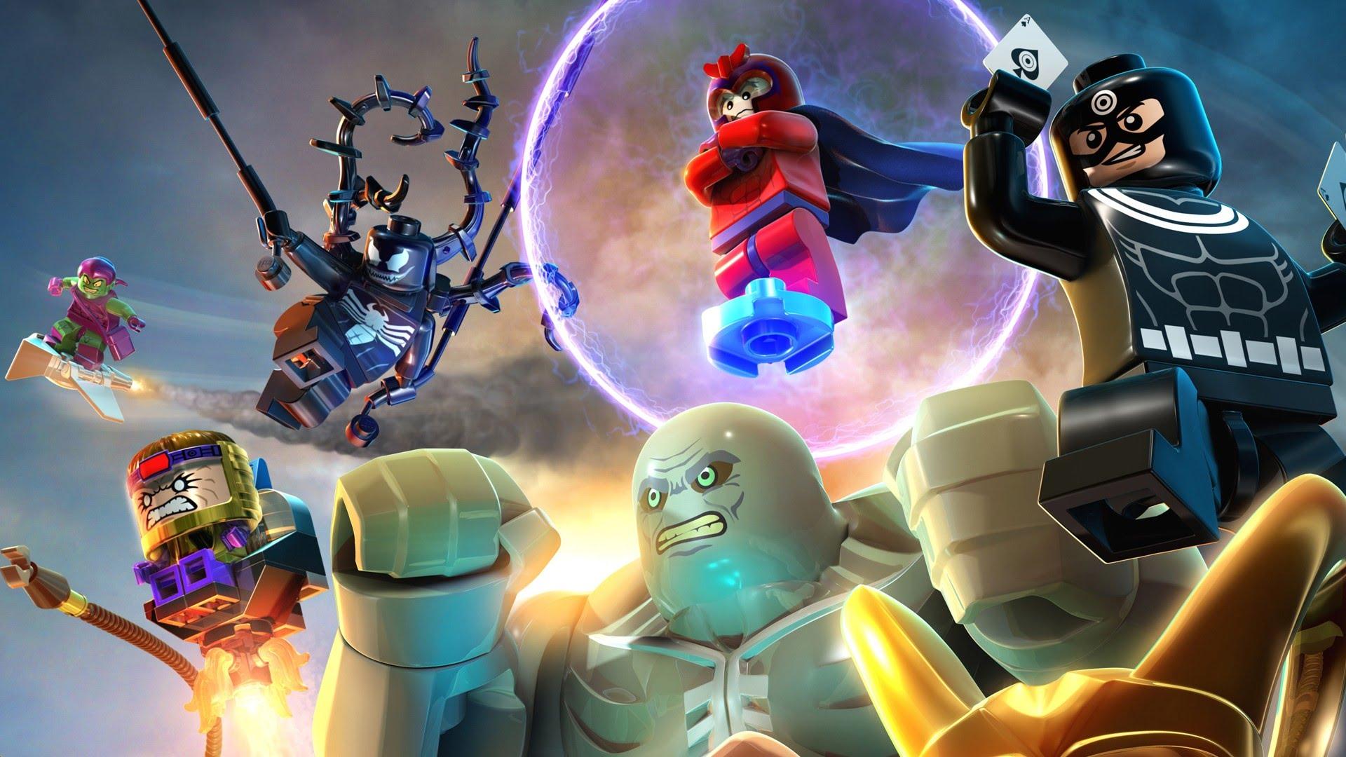 download LEGO Marvel Super Heroes HD Wallpaper 15 1920 X 1080 1920x1080