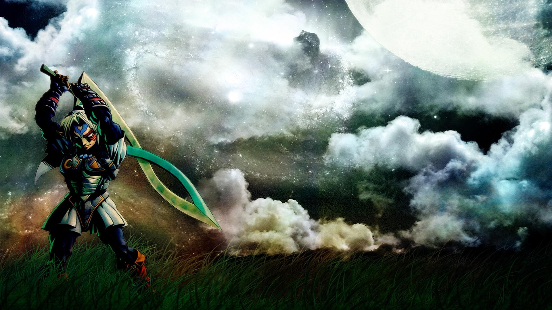 Legend Of Zelda Wallpaper 1920x1080: Desktop Wallpaper Zelda