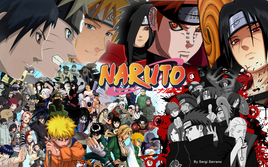 Free download Wallpaper naruto by vickysora [900x563] for