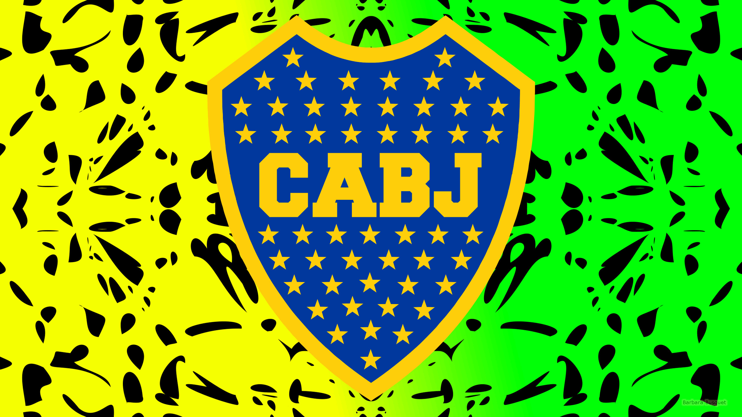 CA Boca Juniors football club   Barbaras HD Wallpapers 2560x1440