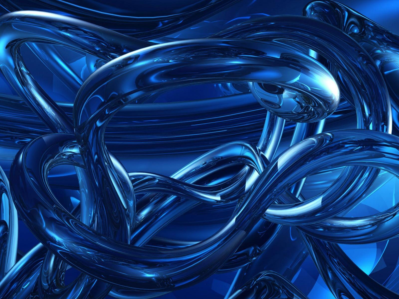 HD Dark Blue 3D Wallpaper High Definition Wallpapers Stock 1600x1200