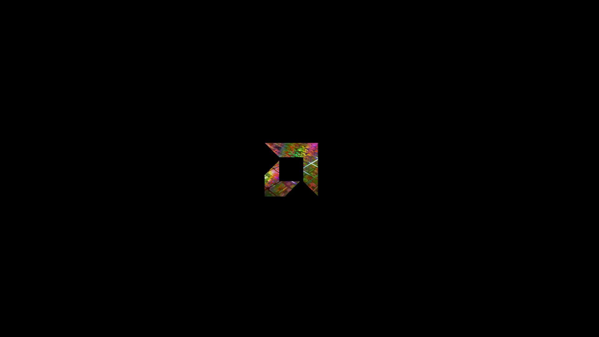 Amd Wafer Logo 3 by Rapt0r   Desktop Wallpaper 1920x1080