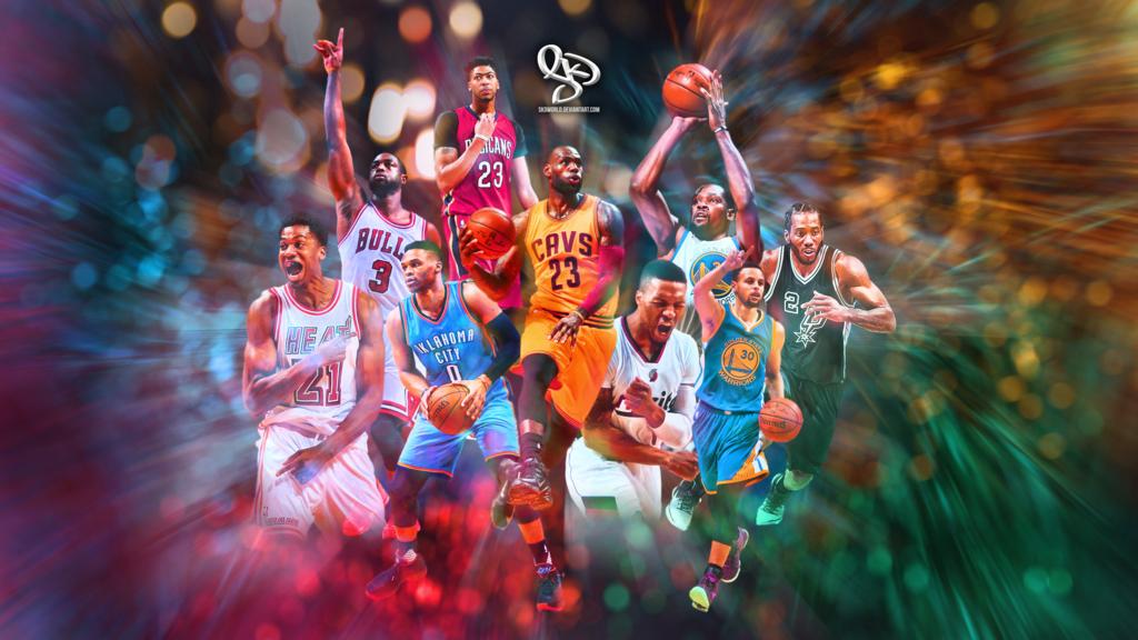 NBA 2017 Wallpapers - WallpaperSafari