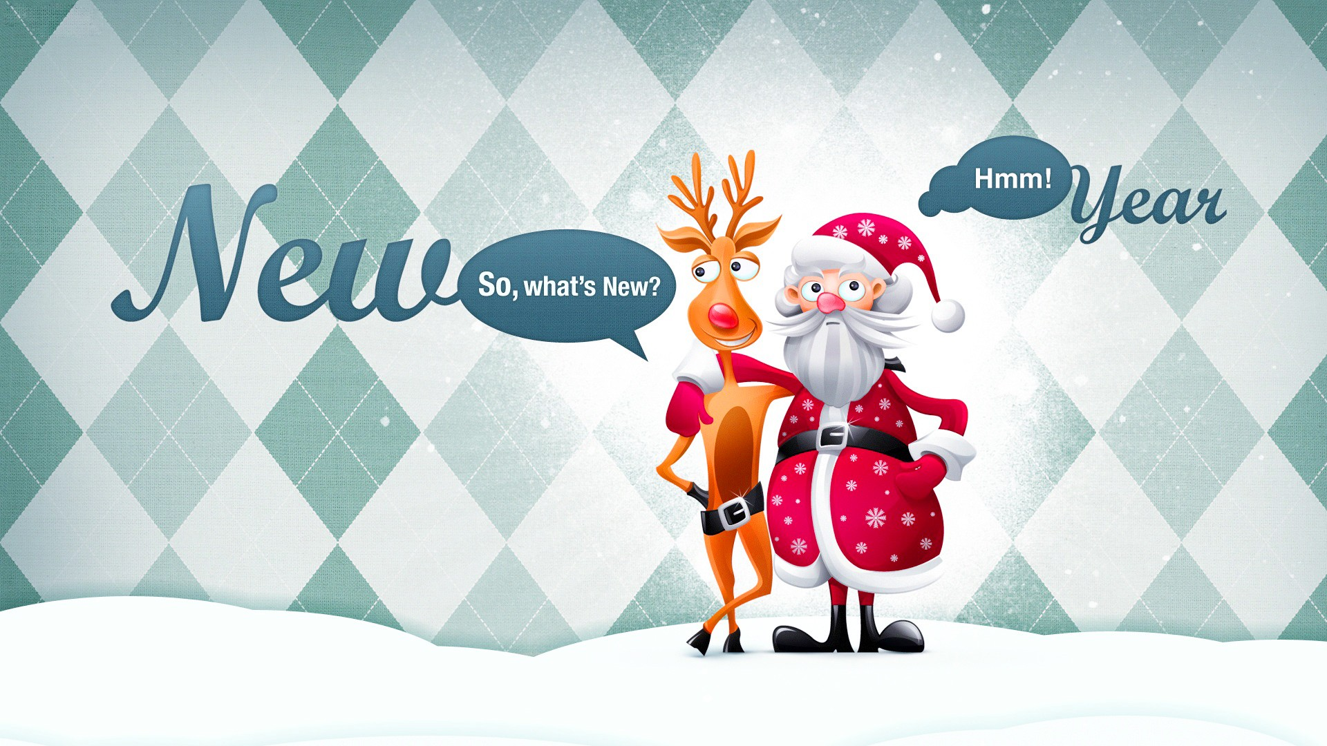 Santa New Year 2016 Wishes Wallpaper   New HD Wallpapers 1920x1080