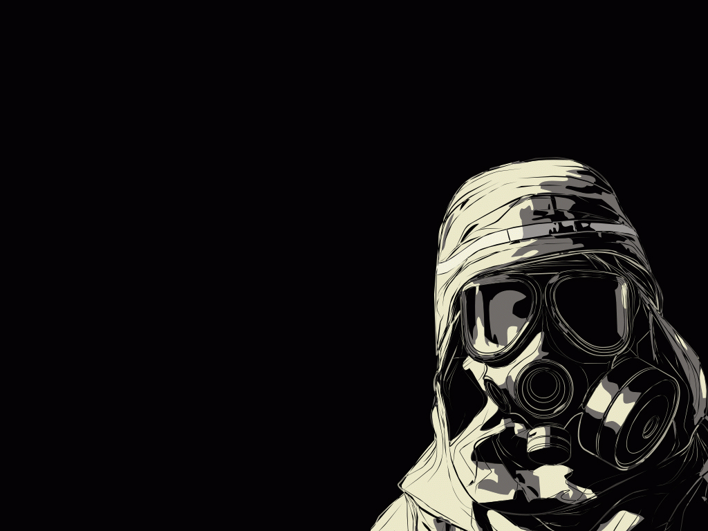 cool gas mask wallpapers - wallpapersafari