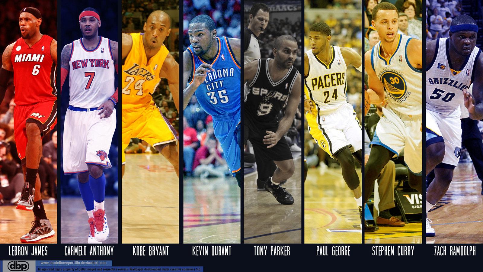 Cool Basketball Player Wallpapers - WallpaperSafari