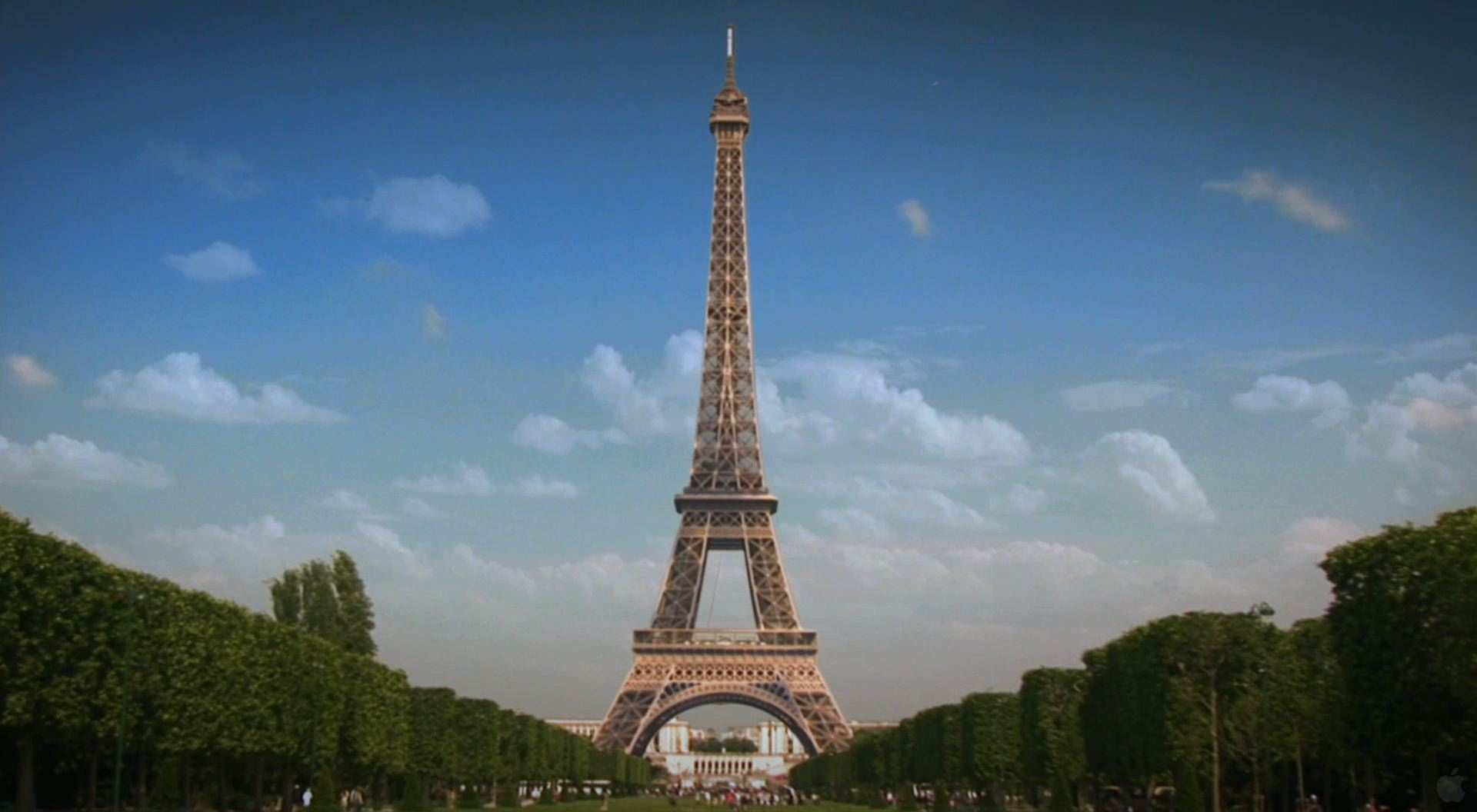 Eiffel tower computer wallpaper wallpapersafari - Paris eiffel tower desktop wallpaper ...