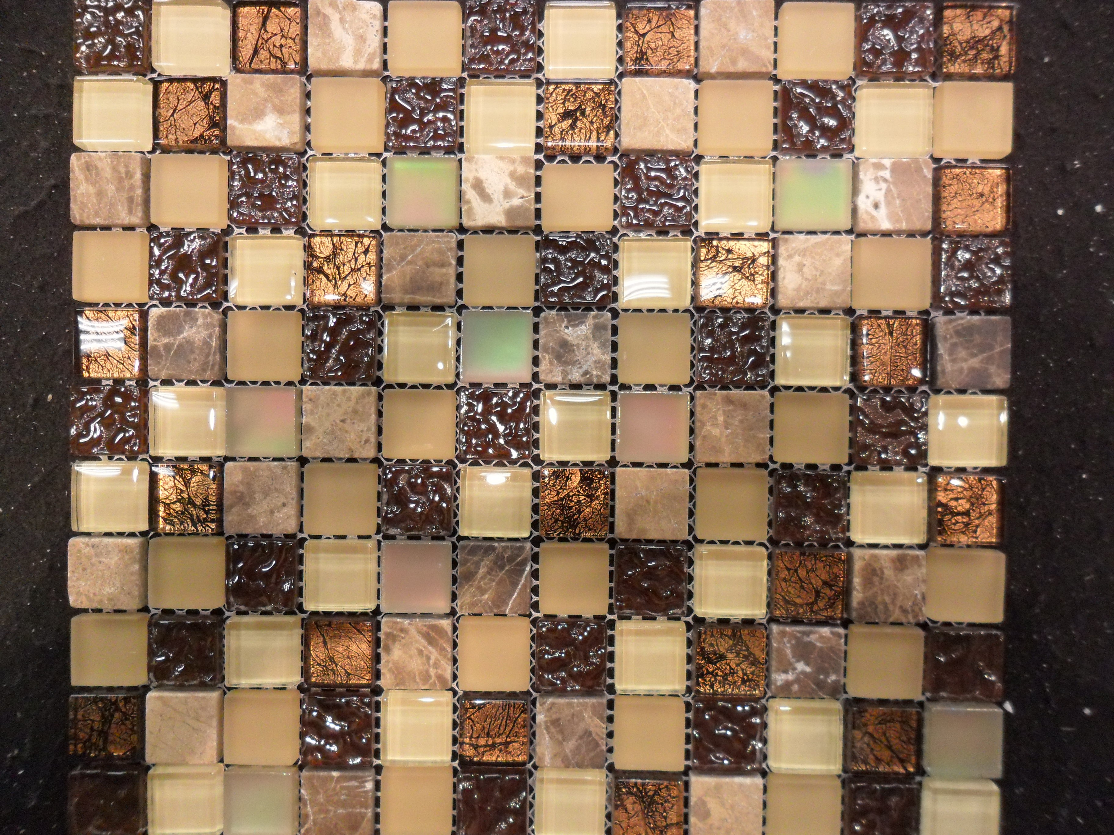 ... com/glass-tile-stone-mix-copper-look-mosaic-tile-backsplash-1-x1.html
