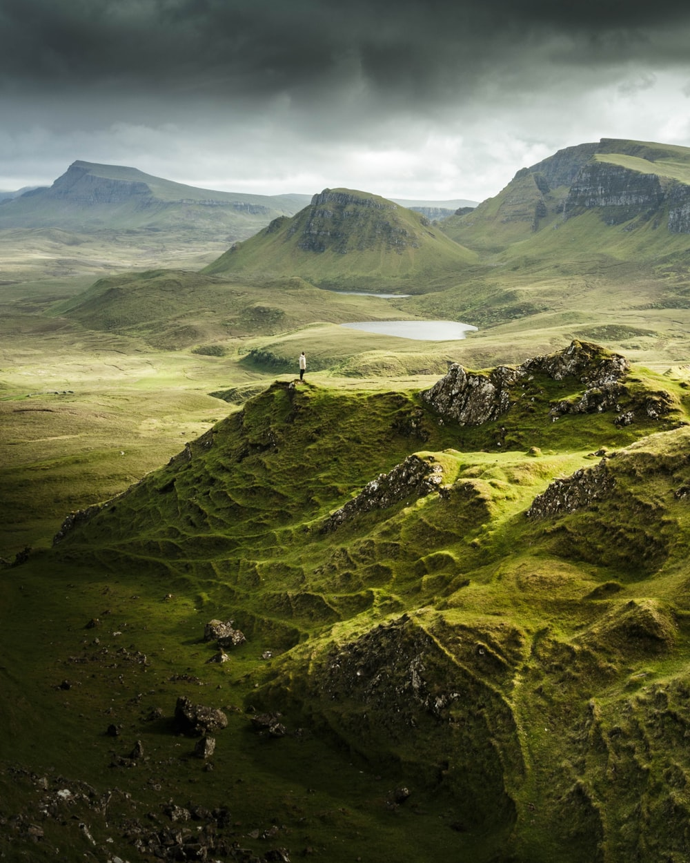 Quiraing Portree United Kingdom Pictures Download Images 1000x1250