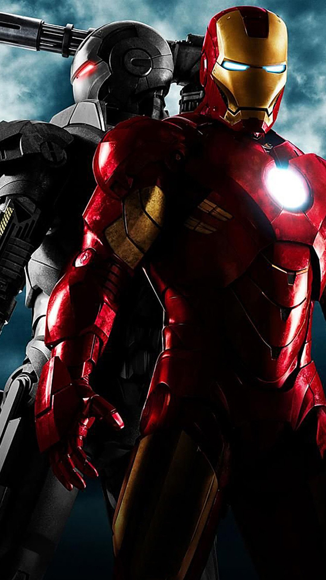 Iron Man Wallpaper for Android - WallpaperSafari